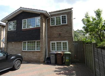 Thumbnail 1 bed flat to rent in Ravenswood Drive South, Solihull, Solihull