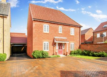 Thumbnail 3 bed detached house for sale in West Hill Close, Great Denham