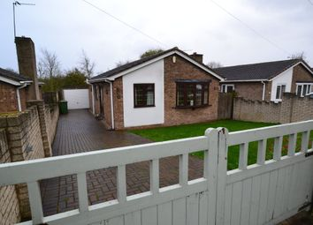 Thumbnail 2 bed detached bungalow to rent in Barnsdale Way, Upton, Upton, Pontefract