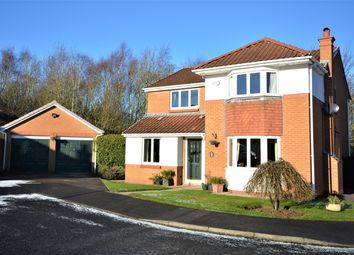 Thumbnail 4 bed detached house for sale in Acle Meadows, Newton Aycliffe