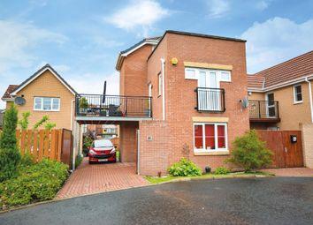 3 bed town house for sale in Duncanrig Crescent, East Kilbride, Lanarkshire G75
