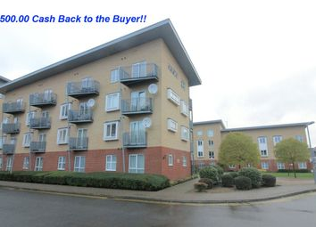 Thumbnail 1 bed flat for sale in Wilding Court, Whitehall Close, Borehamwood