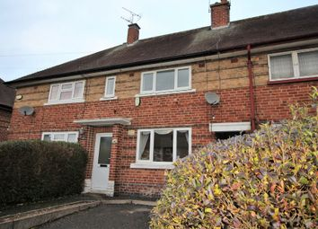 Thumbnail 2 bed terraced house to rent in Bangor Street, Chaddesden, Derby