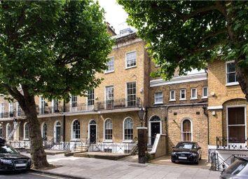 Thumbnail Terraced house to rent in Hamilton Terrace, St Johns Wood, London