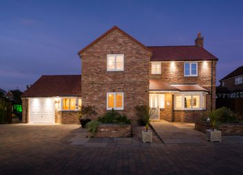 Thumbnail 4 bed detached house for sale in All Saints Close, Kirby Hill, Boroughbridge, York