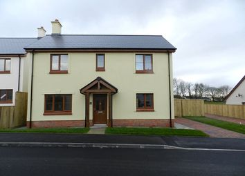 Thumbnail 3 bed semi-detached house for sale in Plot, The Dale, Ashford Park, Crundale