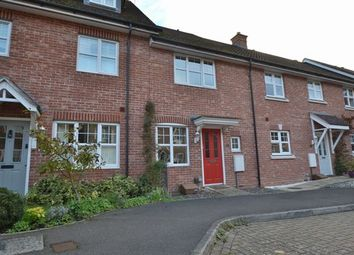 Thumbnail 2 bed terraced house to rent in Stockbridge Road, Fleet