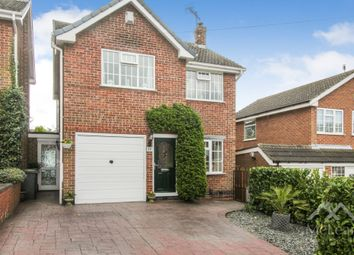 Thumbnail 4 bed detached house for sale in Houldsworth Rise, Nottingham