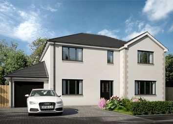 Thumbnail 4 bed detached house for sale in New Flockhouse, Lochore, Lochgelly