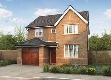 """Thumbnail 4 bedroom detached house for sale in """"The Lydgate"""" at Heath Lane, Lowton, Warrington"""