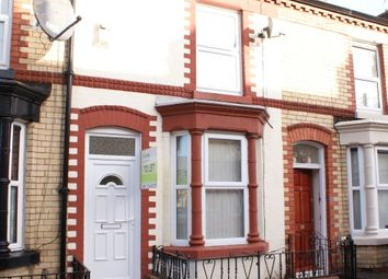 Thumbnail 2 bed terraced house to rent in Banner Street, Wavertree, Liverpool, Merseyside