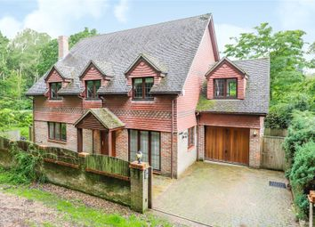 Thumbnail 4 bedroom detached house for sale in Gordon Road, Crowthorne, Berkshire