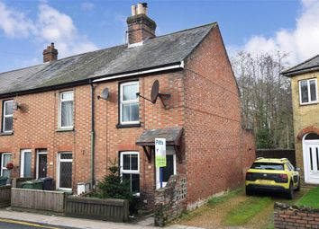 Thumbnail 2 bed end terrace house for sale in Carisbrooke Road, Newport, Isle Of Wight