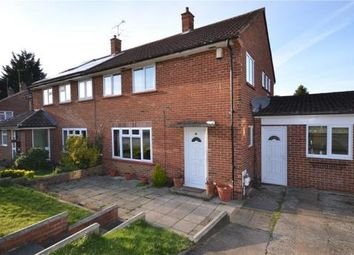 Thumbnail 4 bed semi-detached house for sale in Moordale Avenue, Bracknell, Berkshire