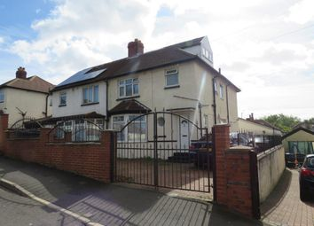 Thumbnail 4 bedroom semi-detached house for sale in Easterly Crescent, Leeds