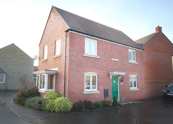Thumbnail 3 bed detached house for sale in Cannon Corner, Brockworth, Gloucester