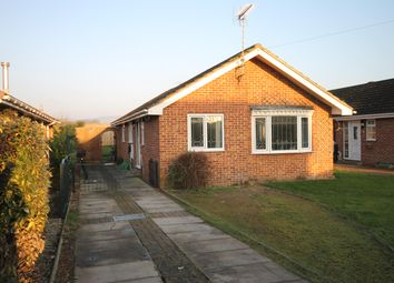Thumbnail 4 bedroom detached bungalow for sale in Wold Road, Pocklington, York