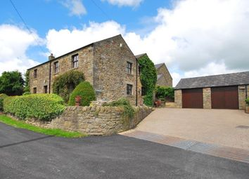 Thumbnail 5 bed detached house for sale in Church Street, Ribchester, Preston, Lancashire