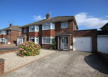 Thumbnail 3 bedroom semi-detached house for sale in Grange Drive, Stratton, Wiltshire