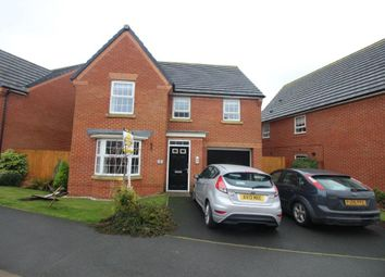 Thumbnail 4 bed detached house for sale in Hawthorn Drive, Thornton-Cleveleys