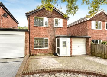 Thumbnail 3 bed detached house for sale in Kenilworth Drive, Boyatt Wood, Eastleigh, Hampshire
