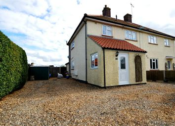 Thumbnail 3 bed semi-detached house for sale in Recreation Road, North Walsham