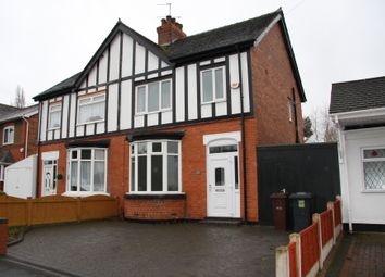Thumbnail 3 bed semi-detached house to rent in Richmond Road, Finchfield, Wolverhampton