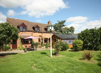 Thumbnail 4 bed detached house for sale in Upton Road, Clevelode, Malvern
