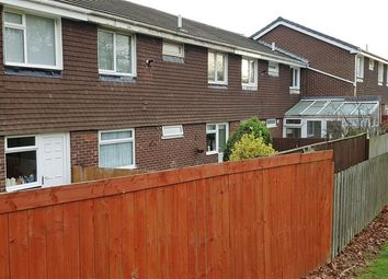 Thumbnail 2 bed flat for sale in Manston Close, Sunderland