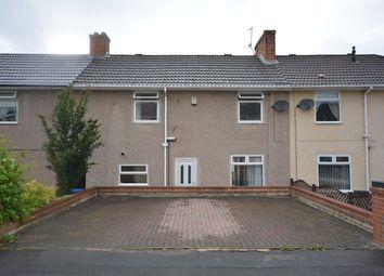 3 bed terraced house for sale in Oak Street, Hollingwood, Chesterfield S43