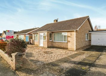 Thumbnail 3 bedroom detached bungalow for sale in Clover Road, Attleborough