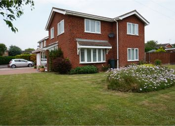 Thumbnail 3 bed detached house for sale in Farmers Gate, Spalding