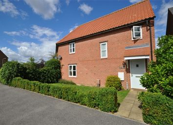Thumbnail 3 bed end terrace house for sale in Loddington Way, Mawsley Village, Kettering, Northants