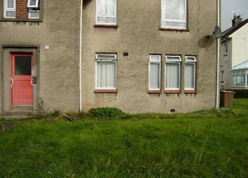 Thumbnail 1 bed flat for sale in Lintmill Road, Darvel, East Ayrshire