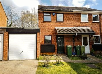 Thumbnail 2 bed semi-detached house to rent in Gordale, Heelands, Milton Keynes
