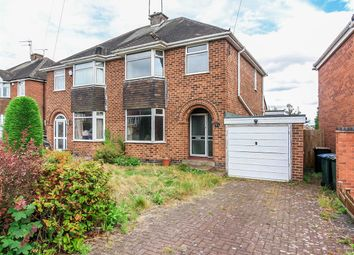 Thumbnail 3 bed semi-detached house for sale in Sutton Avenue, Eastern Green, Coventry