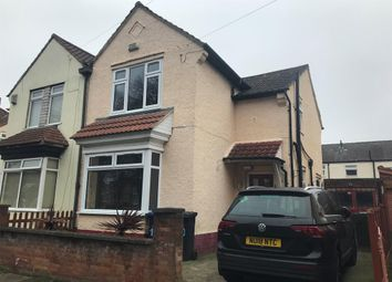 Thumbnail 3 bedroom semi-detached house for sale in Ayresome Park Road, Middlesbrough