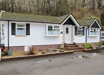Thumbnail 2 bedroom mobile/park home for sale in Mill Gardens, Blackpill, Swansea