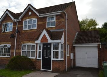 Thumbnail 3 bedroom semi-detached house for sale in Riverbank Road, Willenhall