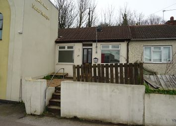 Thumbnail 1 bed terraced bungalow to rent in Richmond Road, Gillingham, Kent.