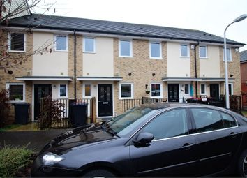 Thumbnail 2 bed terraced house for sale in Tay Road, Tilehurst, Reading, Berkshire