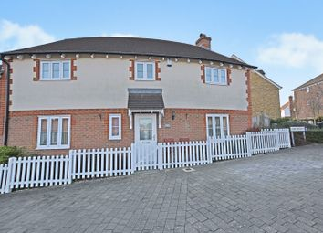 Thumbnail 3 bed semi-detached house for sale in Sabre Crescent, Singleton, Ashford