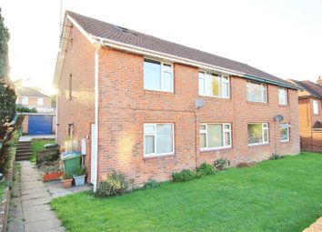 Thumbnail 2 bed flat for sale in Woodmill Lane, Southampton