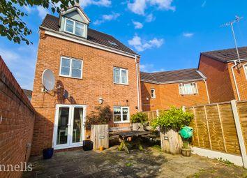Thumbnail 6 bed town house to rent in Sandringham Road, Yardley Wood, Birmingham