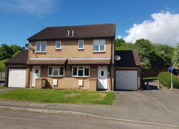 Thumbnail 2 bed semi-detached house for sale in Dean Close, Banbury, Oxfordshire