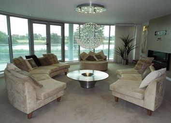 Thumbnail 3 bed flat to rent in Waterside Way, Nottingham