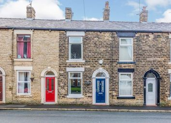 Thumbnail 2 bed terraced house for sale in Curzon Street, Mossley, Tameside, Greater Manchester
