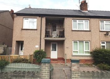 Thumbnail 1 bed flat for sale in Meredith Crescent, Rhyl, Denbighshire