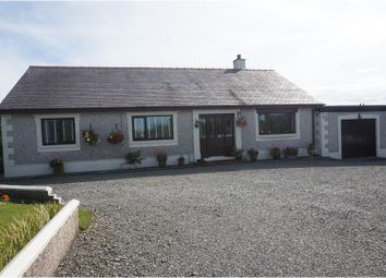 Thumbnail 3 bed detached bungalow for sale in Maes Cuhelyn, Llannerchymedd