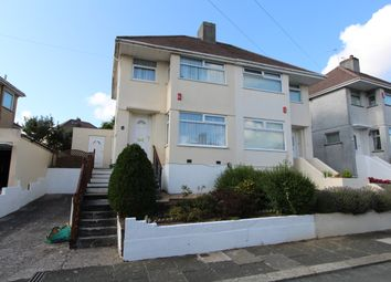 3 bed semi-detached house for sale in Churchway, Plymouth PL5